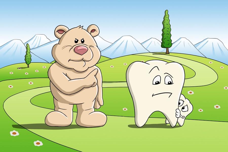 Prima măseluță permanentă sau molarul de 6 ani